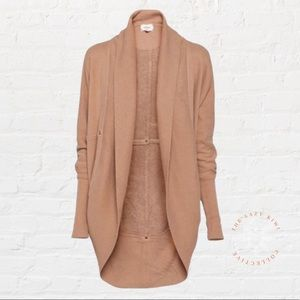 ARITZIA Wilfred Diderot Cocoon Cardigan Large